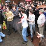 Rusia: Detienen a líder de movimiento homosexual en fallida marcha gay