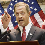 EEUU: Exgobernador O'Malley tercer candidato demócrata a la Casa Blanca
