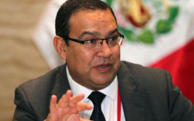 erú está muy lejos de convertirse en un narcoestado, aseguró el jefe de la Comisión Nacional para el Desarrollo y Vida sin Drogas (Devida), Alberto Otárola.