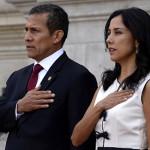 Humala respalda críticas de Nadine Heredia a comisión Belaunde Lossio