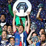 Liga de Francia: París Saint Germain logra su tercer título consecutivo