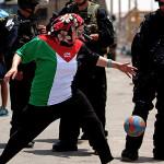 FIFA: palestinos exigen someter a votación la expulsión de Israel