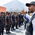 Tía María: Policía está autorizada para usar armas de fuego