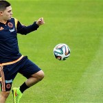 Copa América: Juan Fernando Quintero nueva baja en selección de Colombia