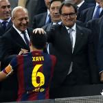 Sexto doblete del Barcelona en su historia