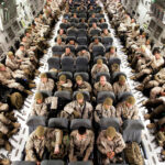 Rusia bloquea el paso de militares de EEUU