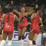 Vóley: Perú campeón de Copa Latina Sub 20 al ganar a República Dominicana