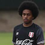El look de Yordy Reyna es centro de bromas de Claudio Pizarro