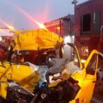 Lima: accidentes dejan tres muertos y 10 heridos
