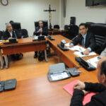Carlos Ramos y  José Peláez: levantarán secreto bancario a exfiscales