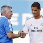 """DT Carlo Ancelotti: """"A Cristiano no se le puede pedir más"""""""