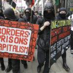 EEUU: 3 policías heridos en protesta anticapitalista