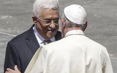 El papa Francisco abogó hoy por la reconciliación de los pueblos cristianos y la convivencia en fraternidad