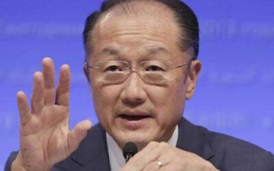El presidente del Grupo Banco Mundial (GBM), Jim Yong Kim, llegará este jueves al Perú como parte de las actividades del Road to Lima 2015,