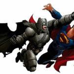 Batman v Superman, la pelea en arte conceptual