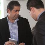 Belaunde Lossio: ministro boliviano Hugo Moldiz renuncia tras fuga