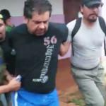 Martín Belaunde Lossio: video del preciso momento de su captura