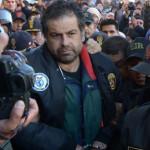 Martín Belaunde Lossio pasó su primera noche en penal Ancón 1