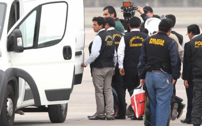 Martín Belaunde ofrecerá su primera declaración esta semana ante el Ministerio Público por La Centralita. En este caso están involucrados unas 69 personas, anunció el procurador anticorrupción, Joel Segura.