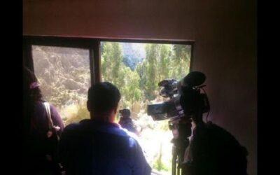 LA PAZ.- El Gobierno de Bolivia informó que Martín Belaunde Lossio habría escapado con paradero desconocido a las 3 de la mañana de este domingo.