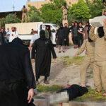 Estado Islámico: espeluznante ejecución con bloques de hormigón (Galería)
