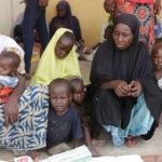 Boko Haram: 214 mujeres y niñas liberadas están embarazadas (Galería)