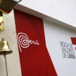 Bolsa de Valores de Lima cierra con indicadores positivos: sube 1%