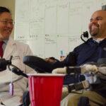 EEUU: tetrapléjico mueve mentalmente brazo robótico
