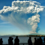Volcán Calbuco: ordenan cierre total del acceso a zona de exclusión
