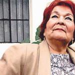 Carmencita Lara: hospitalizada por infección respiratoria