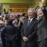 EEUU: Hillary Clinton comprueba su fortaleza en California