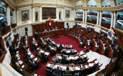 Las nueve bancadas del Congreso exhortaron a no cesar en el esfuerzo de generar espacios de diálogo para solucionar el conflicto por el proyecto minero Tía María.