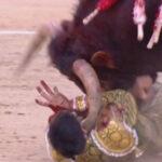 España: torero Saúl Jiménez gravemente corneado en el cuello (Videos- Fotos)