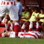 Argentina: futbolista muere tras desplomarse en la cancha (VIDEO)