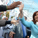 Argentina: Fernández celebra fiesta patria y doce años del kirchnerismo