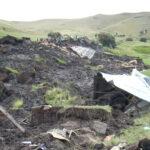 Cajamarca: desaparecen casas en Cutervo tras deslizamientos