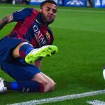 """Dani Alves se siente """"menospreciado"""" en Barcelona"""