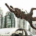 Deadpool: Ryan Reynolds protagoniza pirueta peligrosa