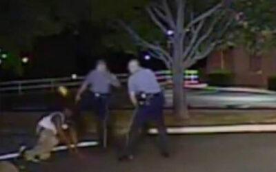 YouTube propala un video colgado por un cuartel de policía de Delaware en el que se observa a un policía blanco patear en la cara a un hombre de color