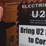 Tour manager de U2 es hallado muerto en Los Ángeles