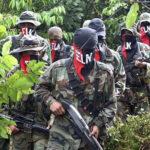 Colombia: ELN desmiente exhibición de pierna amputada