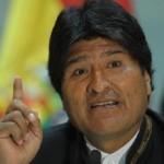 """Belaunde Lossio: Evo Morales lo llama """"delincuente confeso"""" (VIDEO)"""