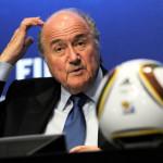 Blatter: 'FIFA no necesita una revolución, sino evolución'