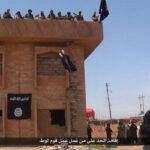 Estado Islámico: lapidan gay que sobrevivió tras ser arrojado de edificio (Galería)