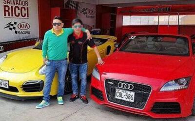 La Comisión Nacional de Bienes Incautados (Conabi) subastará tres autos de lujo de Gerald Oropeza.