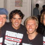 Gian Marco comparte escenario con Noel, David Bisbal y Luis Fonsi