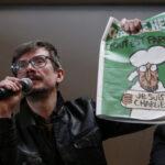 Charlie Hebdo: Luz, dibujante de Mahoma, deja revista