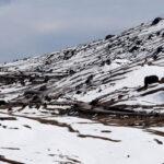 Heladas se intensificarán en la sierra sur