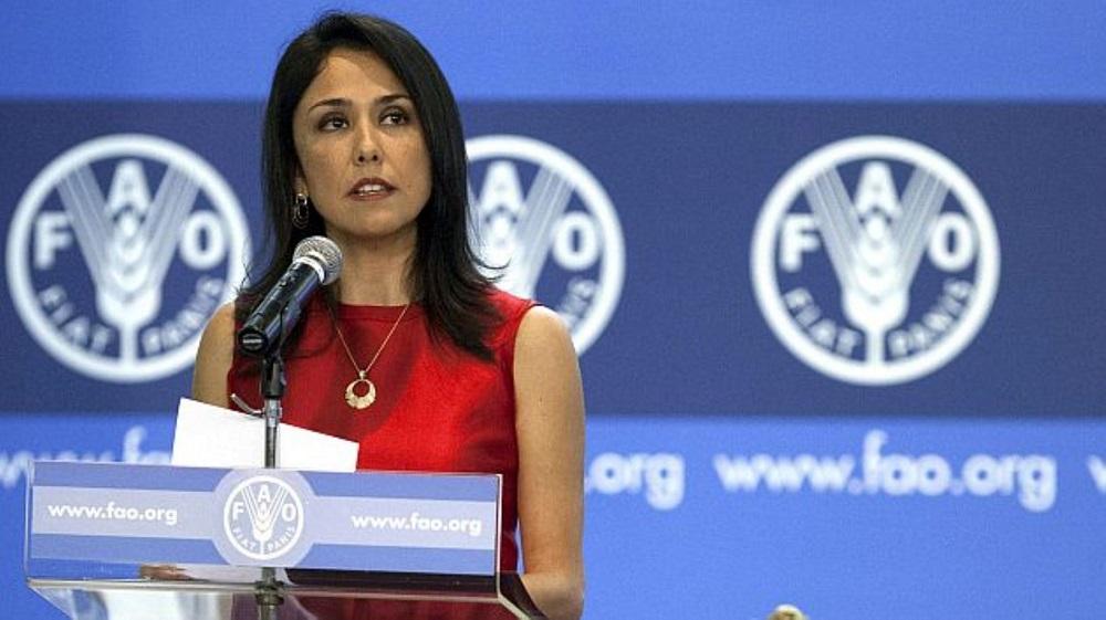 El fiscal de la Nación interino, Pablo Sánchez, negó este miércoles una persecución política contra la primera dama, Nadine Heredia.