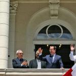Cuba: presidente Hollande pidió fin del embargo estadounidense